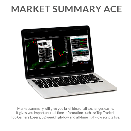 Market Summary Ace