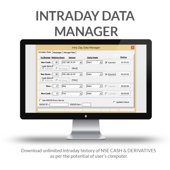 Intraday Data Manager
